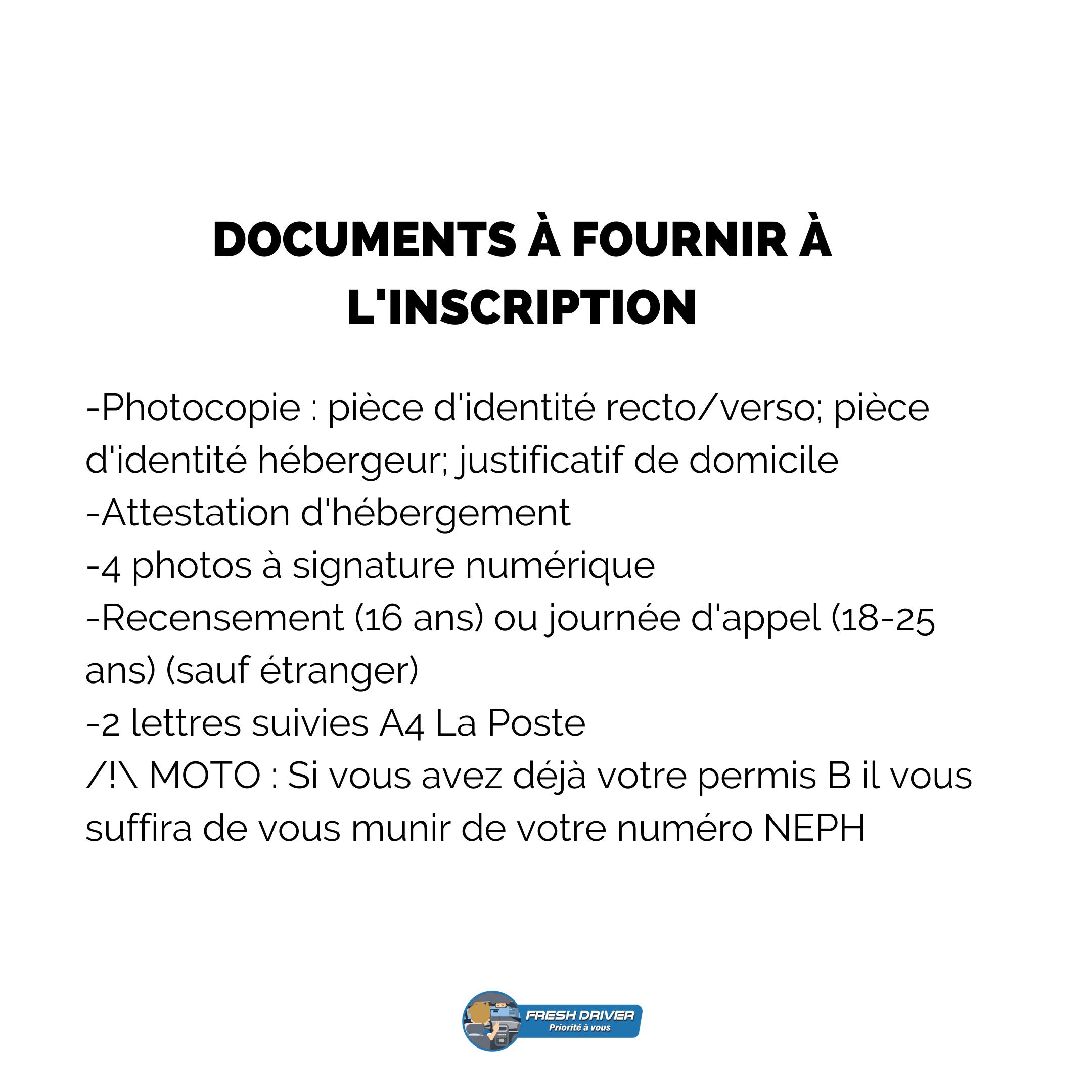 document-à-fournir-inscription-auto-moto-école-freshdriver
